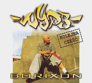 okładka płyty Borixona
