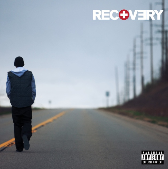 Eminem recovery płyta